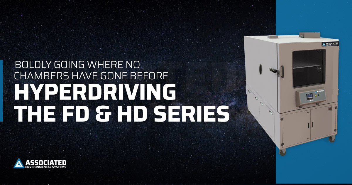 Boldly Going Where No Chambers Have Gone Before: Hyperdriving the FD & HD Series