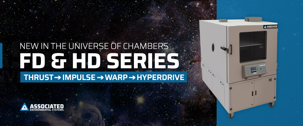 New in the Universe of Chambers  FD & HD Series