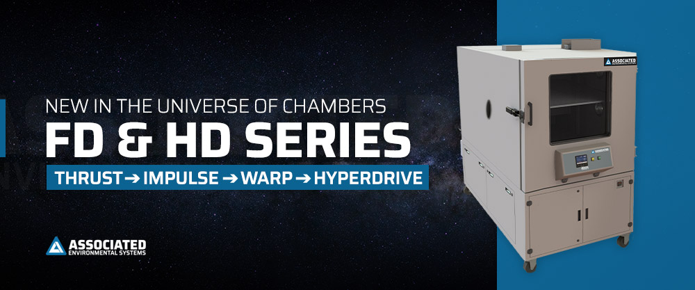New in the Universe of Chambers: An Update to the FD & HD Series