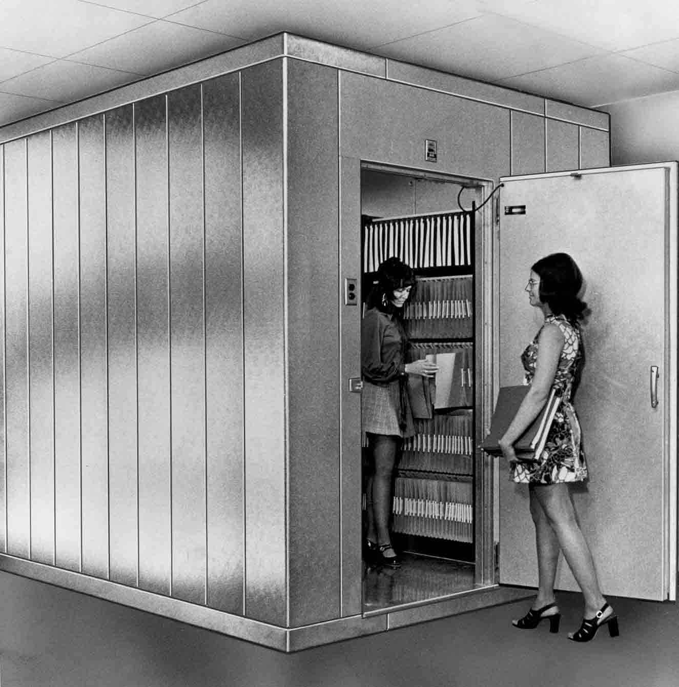 Walk in room files associatedenvironmentalsystems