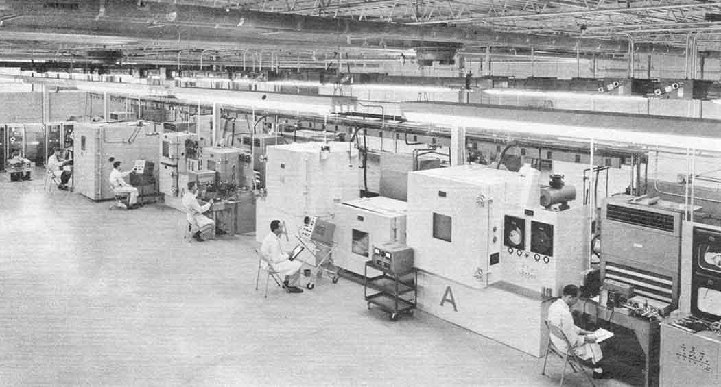 Wayne Manufacturing facility associatedenvironmentalsystems