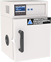 test chamber oven, .5 cubic foot, liquid cooling option, by associated environmental systems