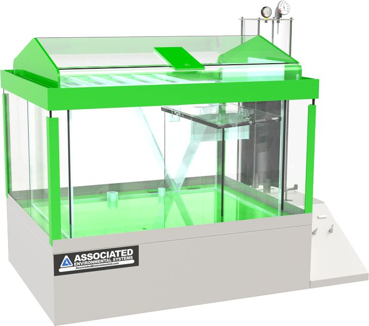 MX-04 salt spray and corrosion test chamber