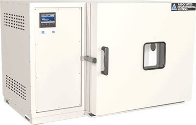 Environmental Test Chamber with Temperature and Humidity Benchtop Style