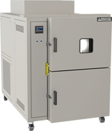 All SM Series are certified thermal shock test chambers meeting UL-61010 standard at Associated Environmental Systems.