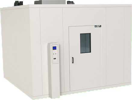 Environmental Test Chamber with Temperature and Humidity Walk-In Style