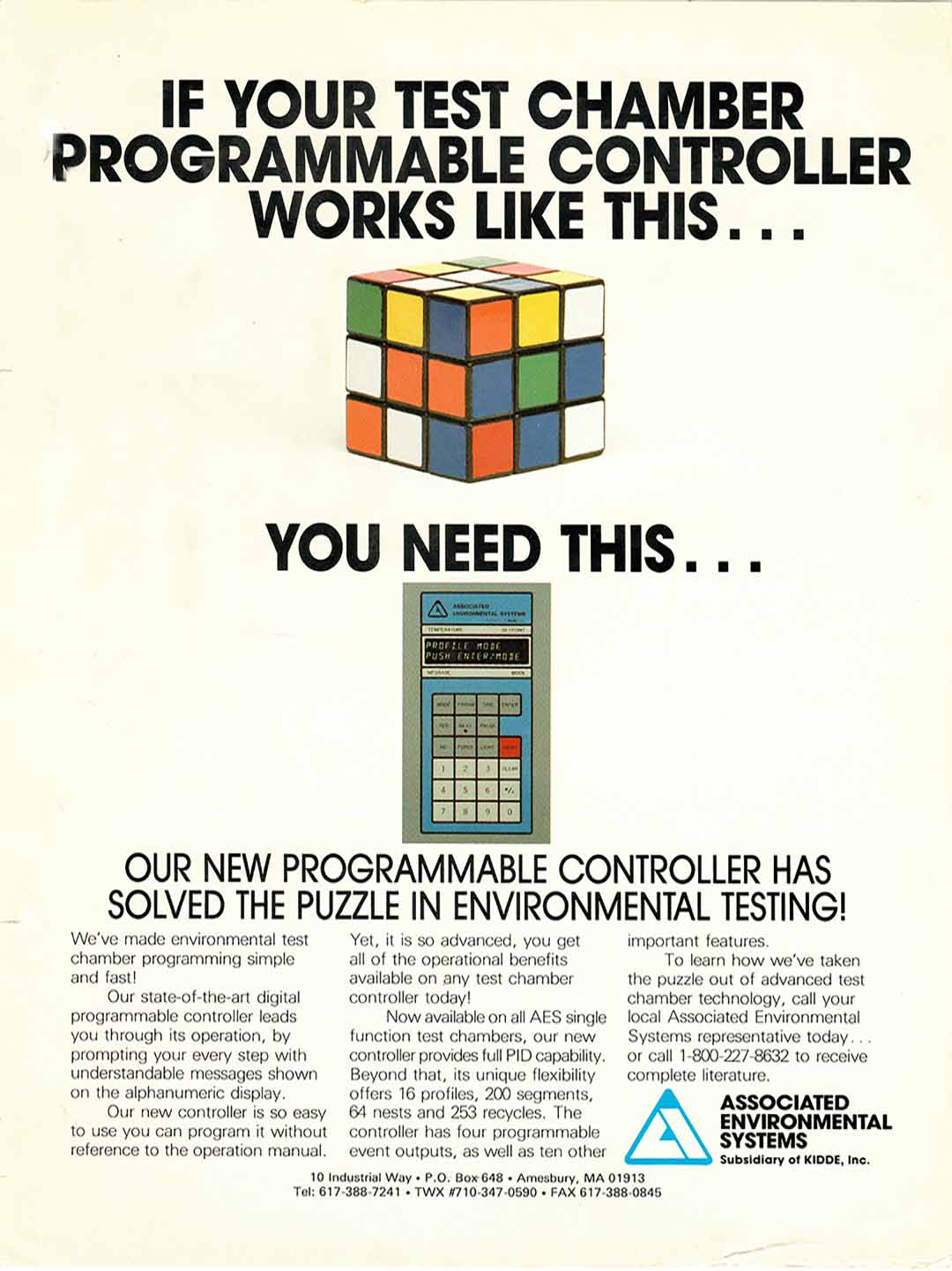 Rubiks Cube flyer  associatedenvironmentalscience