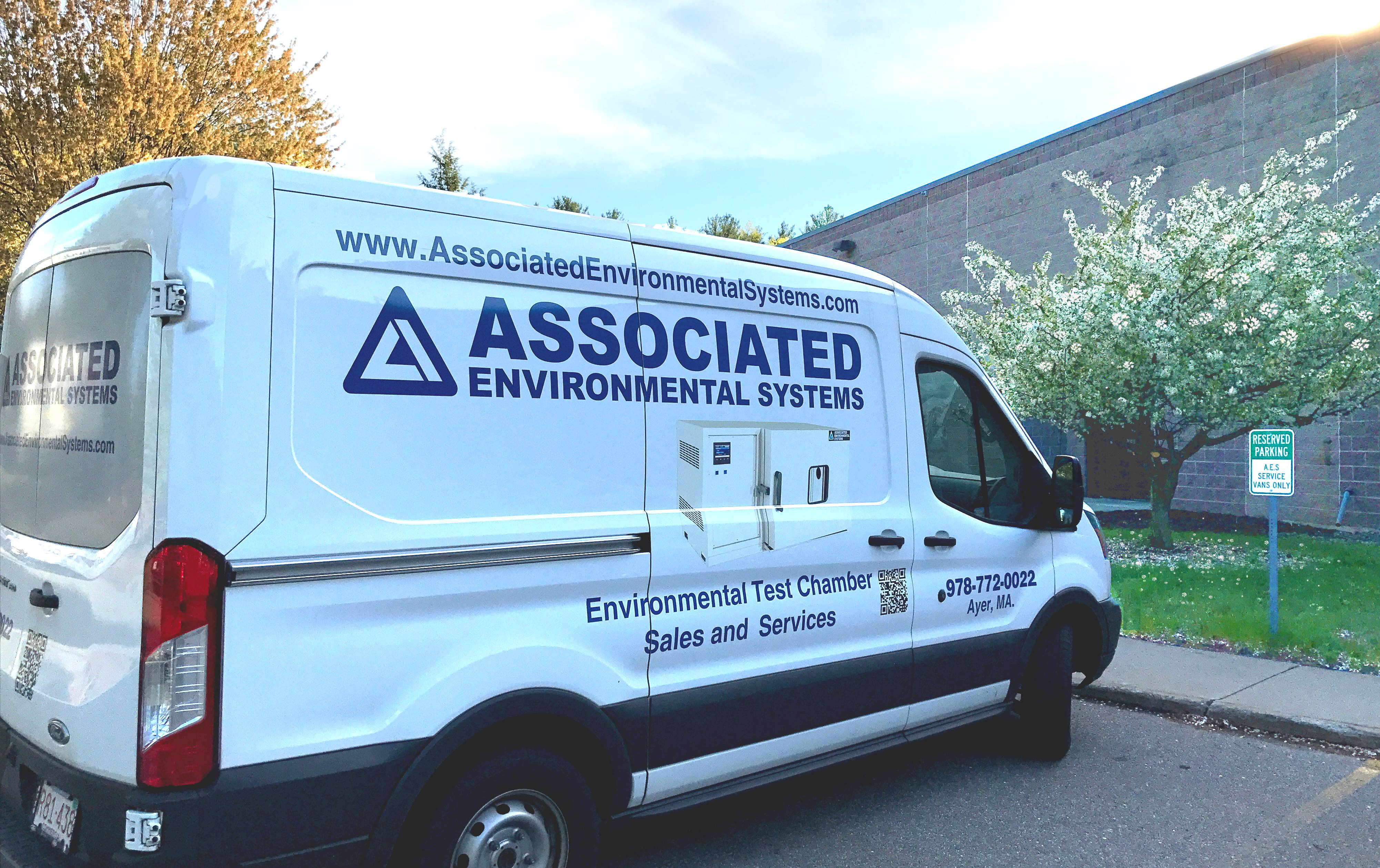 Associated Environmental Systems service career combines the best of independence and collaboration.