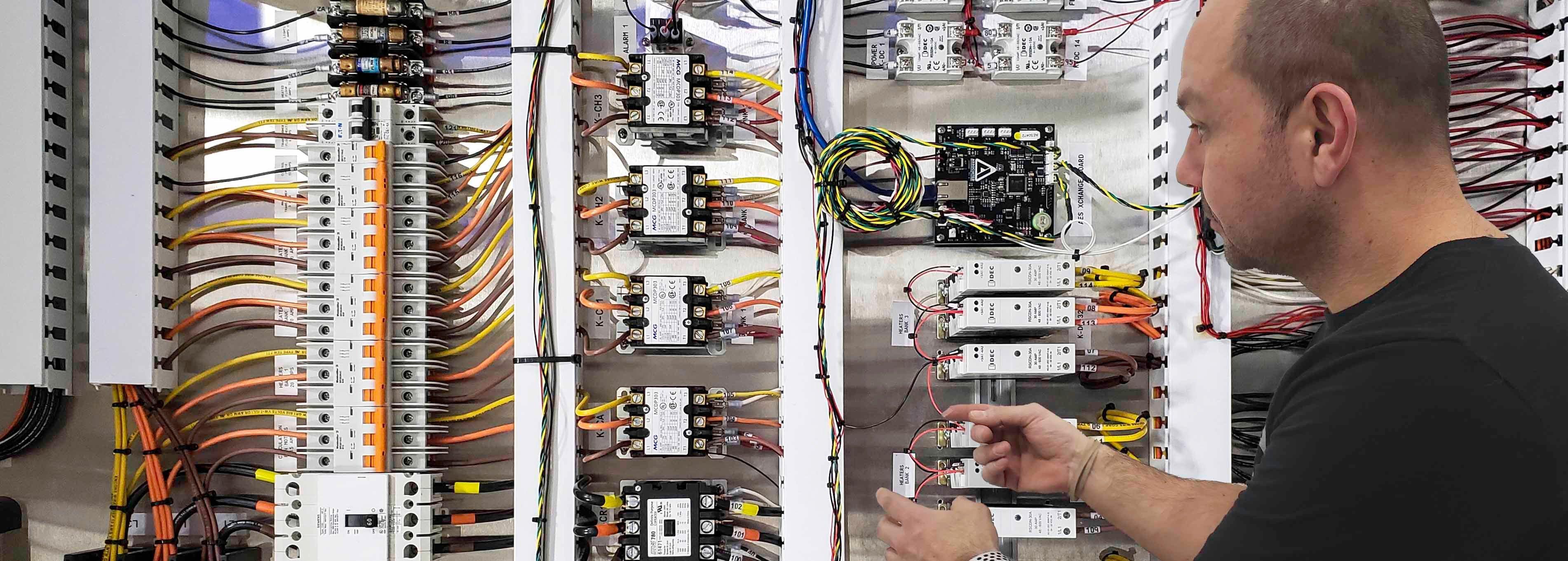 TUV certified panel