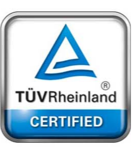 TUV Rheinland Certified panels and chambers manufactured by Associated Environmental Systems