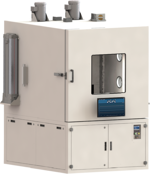 Floor-model, 64 cubic foot high performance workspace, temperature test chamber by associated environmental systems