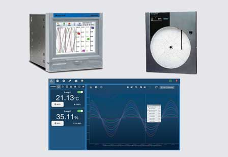 Test Chamber Data Loggers by associated environmental systems