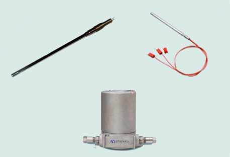 Test Chamber Sensors by associated environmental systems