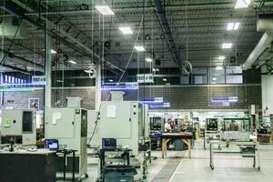 Associated Environmental Systems Shop Floor