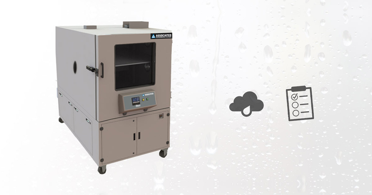AES Humidity Chamber