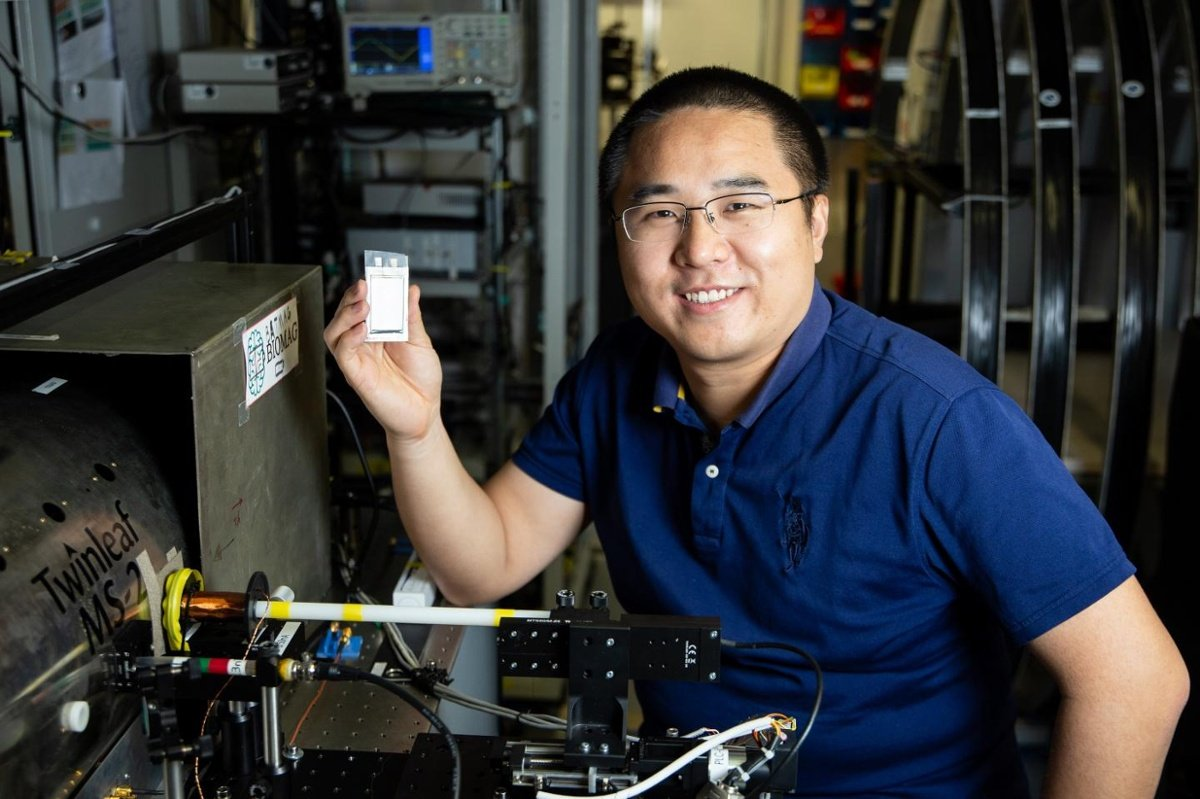 New simple method for measuring the state of lithium-ion batteries