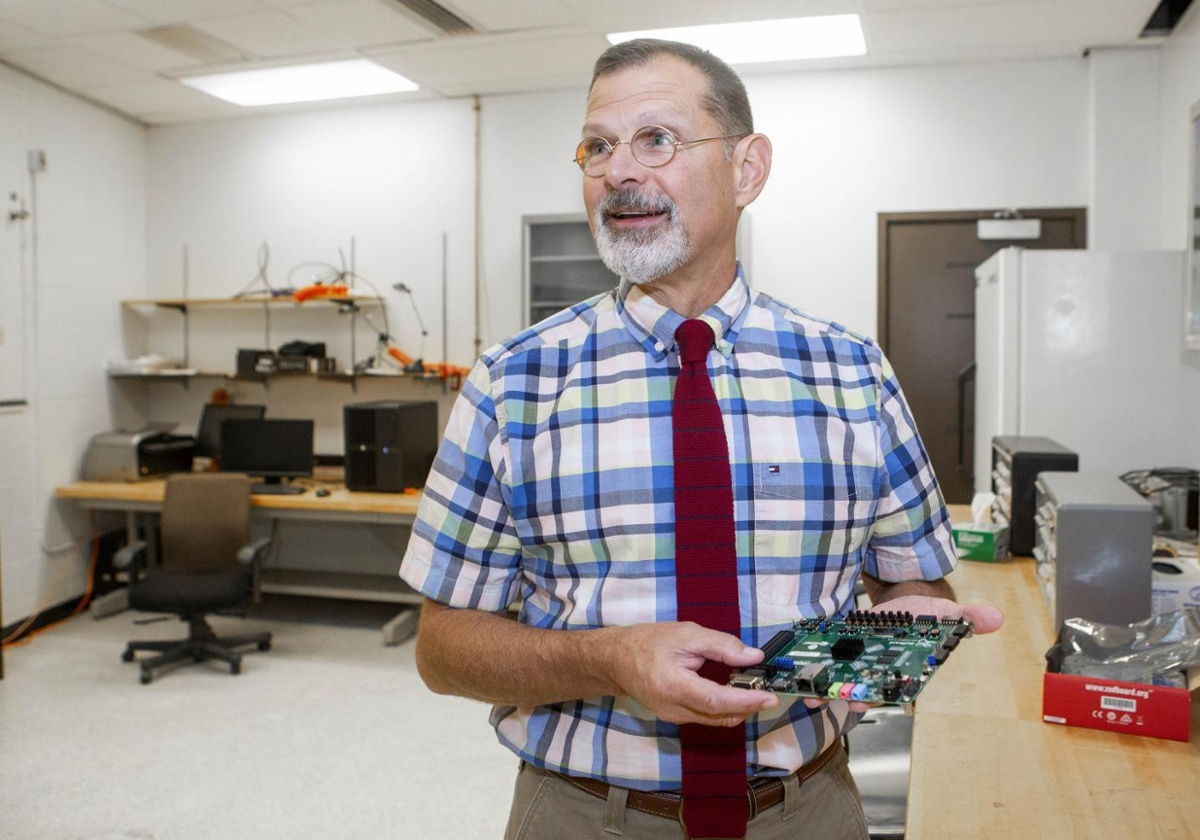 New Research Center Aims To Make Electronics More Secure