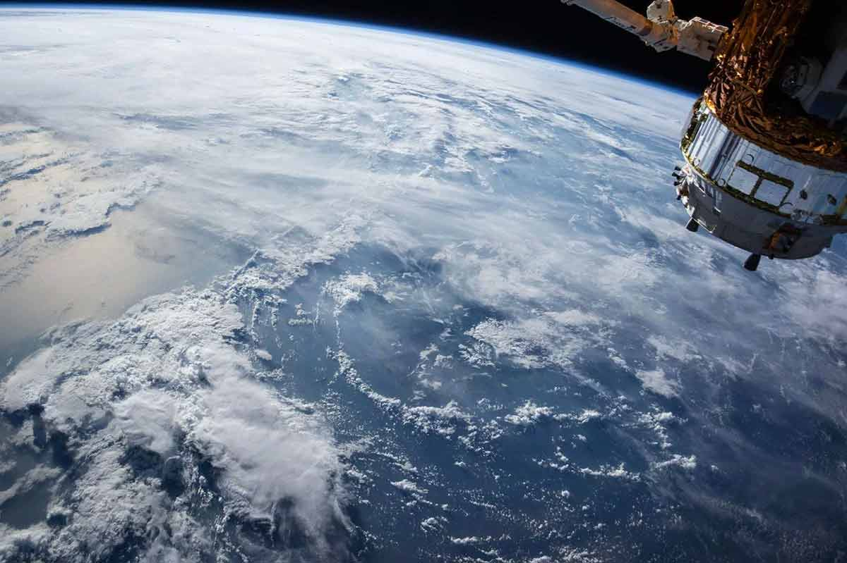 Space Junk Cleanup Begins Next Month